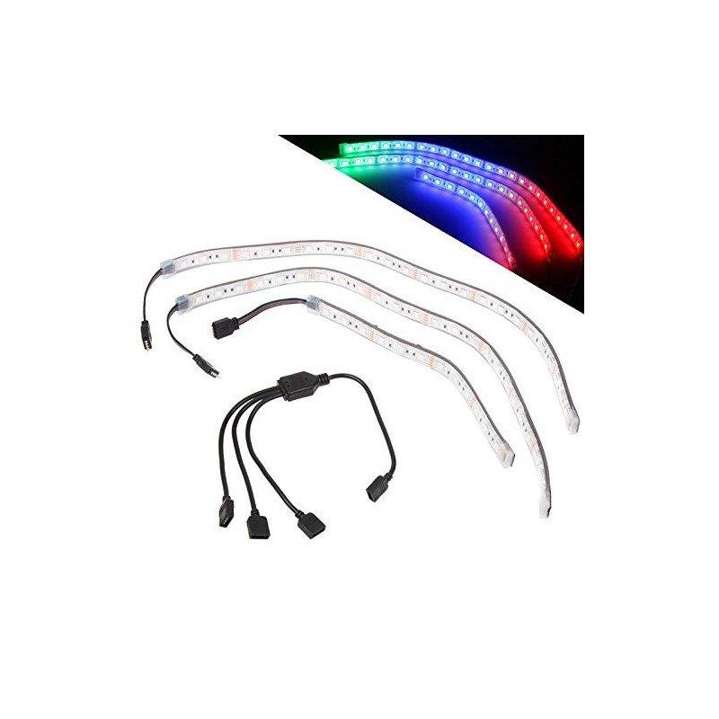 Lamptron Flexlight Multi Simple 3m Rgb Led Strip Kit 20 52