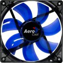 Aerocool Lightning LED Lüfter, blau - 120mm, 1.200 rpm