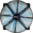 Aerocool Lightning LED Lüfter, blau - 200mm, 700 rpm