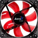Aerocool Lightning LED Lüfter, rot - 120mm 1.200 rpm
