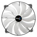 Aerocool Silent Master LED L�fter, wei� 200 mm...
