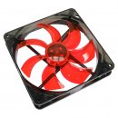 Cooltek Silent Fan 140 Red LED - Lüfter