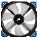 Corsair ML Series ML140 PRO LED Blue Premium Magnetic Levitation Fan , 140 mm