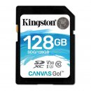 Kingston Canvas Go! SDXC 128GB, UHS-I U3, Class 10