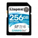 Kingston Canvas Go! SDXC 256GB, UHS-I U3, Class 10