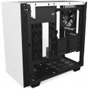 NZXT H400 Micro Tower, weiß, tempered Glass
