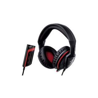 ASUS ROG Orion PRO Headset mit 7.1 Virtual Surround, 3,5mm & USB Audioprozessor