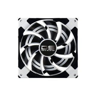 EOL - AeroCool Dead Silence White Edition - 120 mm