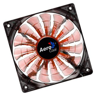 Aerocool Shark Evil Black Edition Fan 140 mm