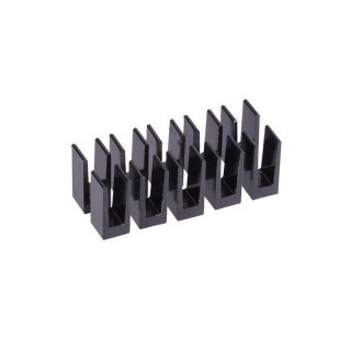 Alphacool GPU Heatsinks 7 x 7 mm - black 10 Stk.