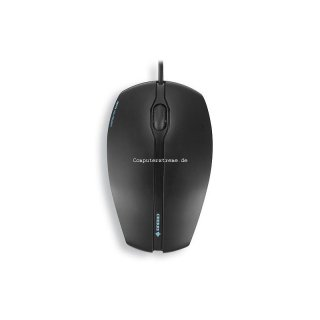 Cherry GENTIX Corded Optical Illuminated Mouse - Maus - 1.000 dpi Optisch