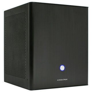 Cooltek V3+ - Coolcube - Black