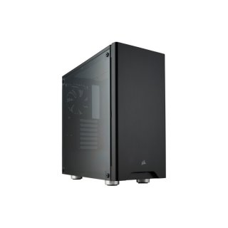 Corsair Carbide Series 275R schwarz, Window
