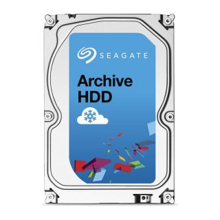 Seagate Archive HDD v2 8 TB, SATA 6Gb/s (ST8000AS0002) Festplatte