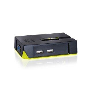 Level One KVM-0222 2-Port USB KVM-Switch