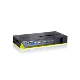 Level One KVM-0421 Switch 4-Port USB Audio