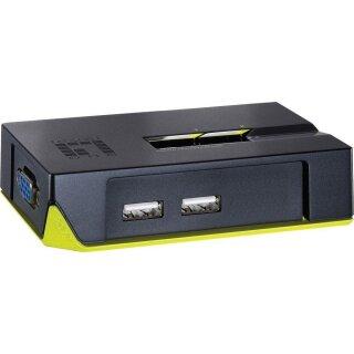 Level One KVM-0422 4-Port USB KVM Switch