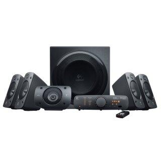 Logitech Z906 5.1 Soundsystem - black