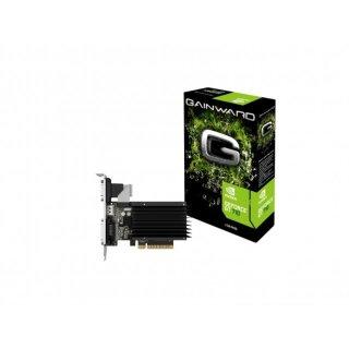 Gainward GT 710 SilentFX, 2 GB DDR3, VGA, DVI, HDMI