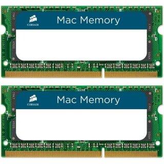 Corsair Mac Memory SO-DIMM Kit 16GB, DDR3L-1600, CL11-11-11-30