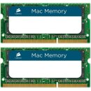 Corsair Mac Memory SO-DIMM Kit 16GB, DDR3L-1600,...