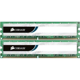 Corsair ValueSelect DIMM Kit 8GB, DDR3-1333, CL9-9-9-24