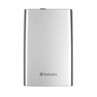 Verbatim Store n Go silber 2 TB, USB 3.0 Externe HDD
