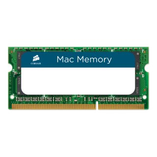 Corsair Mac Memory SO-DIMM Kit 16GB, DDR3-1333, CL9-9-9-24