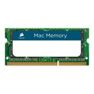Corsair Mac Memory SO-DIMM 8GB, DDR3-1333, CL9