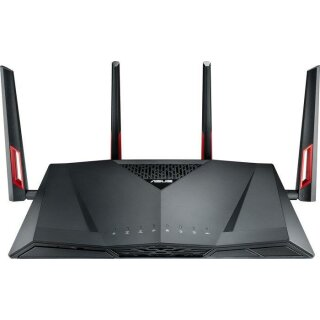 ASUS RT-AC88U WLAN Router, Wireless AC3100 Gigabit Ethernet Dualband