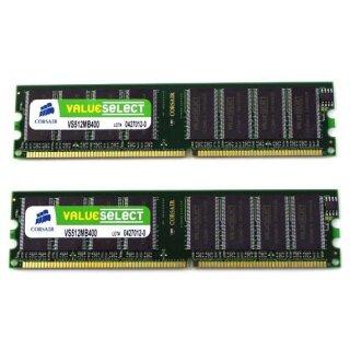 Corsair ValueSelect DIMM Kit 8GB, DDR3-1600, CL11-11-11-30