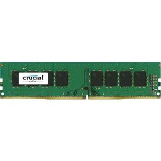 Crucial DIMM 8GB, DDR4-2400, CL17