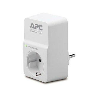 APC Essential SurgeArrest PM1W-GR Überspannungsschutz Surge Protector