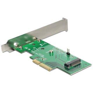 DeLOCK  PCIe 3.0 x4 Adapter auf M.2