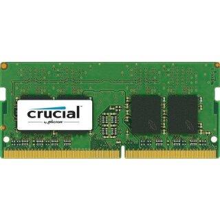 Crucial SO-DIMM 8GB, DDR4-2400, CL17