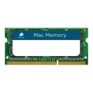 Corsair Mac Memory SO-DIMM 4GB, DDR3-1066, CL7