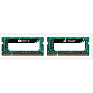 Corsair Mac Memory SO-DIMM Kit 8GB, DDR3-1066, CL7-7-7-20