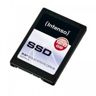 Intenso Top III SSD 128 GB, SATA SSD