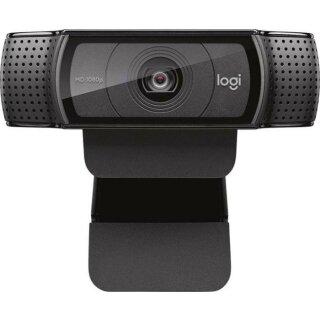 Logitech C920 HD Pro Webcam USB 2.0