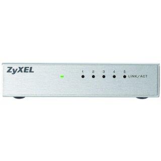 ZyXEL GS-105BV3-EU0101F, 5-Port Desktop Gigabit Ethernet Switch