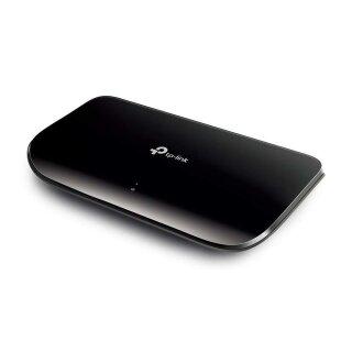 TP-Link TL-SG1008D V8.0, 8-Port Port Desktop Gigabit Switch