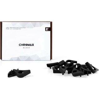 Noctua NA-SAVP1 chromax.black Anti-Vibrations-Pads - schwarz