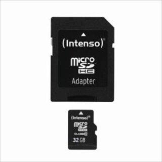 Intenso microSDHC 32 GB Class 10