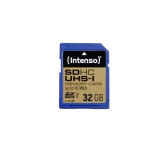 Intenso SDHC Professional 32 GB, UHS-I/Class 10