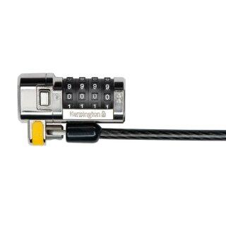 Kensington ClickSafe®-Laptopkombinationsschloss Kabelschloss - Notebook-Sicherung