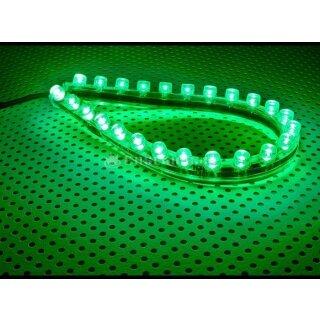 Lamptron FlexLight 24cm, 24 LED grün