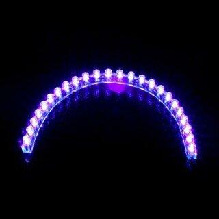 Lamptron FlexLight 24cm, 24 LED UV