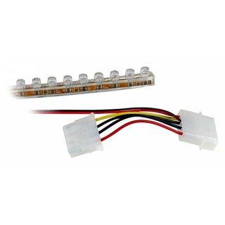 Lamptron FlexLight Standard - 60 LEDs - green