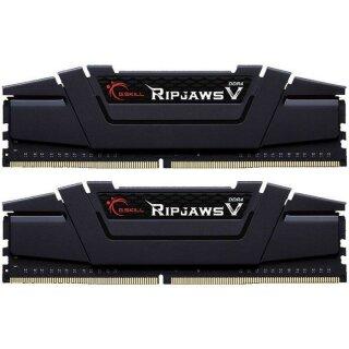 G.Skill RipJaws V schwarz DIMM Kit 32GB, DDR4-3200