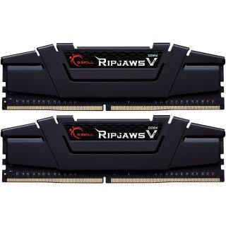 G.Skill RipJaws V schwarz DIMM 16 GB Kit, DDR4-3466